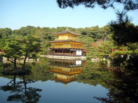 Kinkakuji in harmony